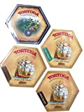 Tortuga Caribbean Rum Cake Assortment - 4oz Rum Cakes each