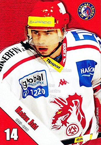 fan products of (CI) Jiri Hasek Hockey Card 2005-06 Czech HC Ocelari Trinec Postcards 3 Jiri Hasek