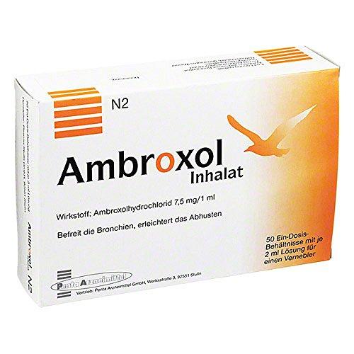 Ambroxol Inhalat Inhalationslösung, 50X2 ml