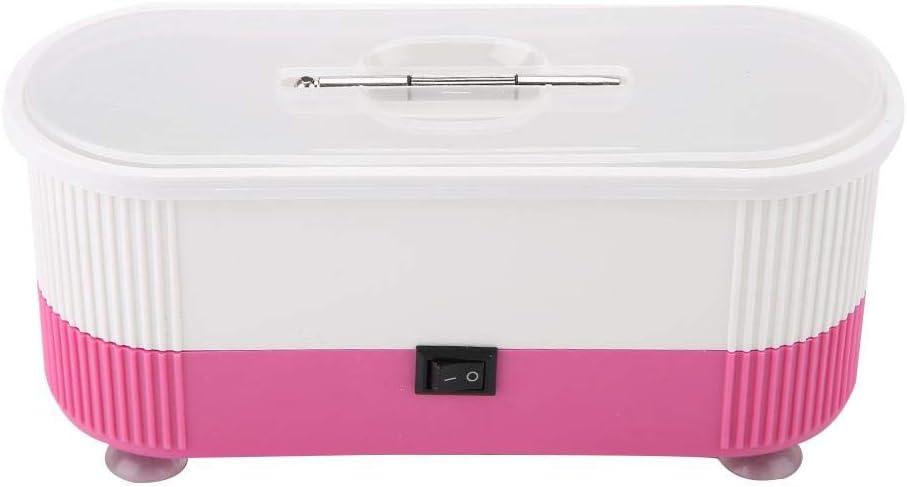 Limpiador Ultrasonidos para Gafas, Maquina Limpiadora para la Limpieza de Lentes de Contacto y Gafas y Anillo y Joyas(02)