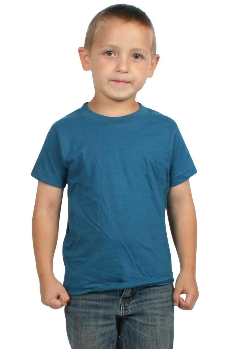 American Apparel Organic Kids Fine Jersey Short Sleeve T - Natural 2105ORG 2 Years