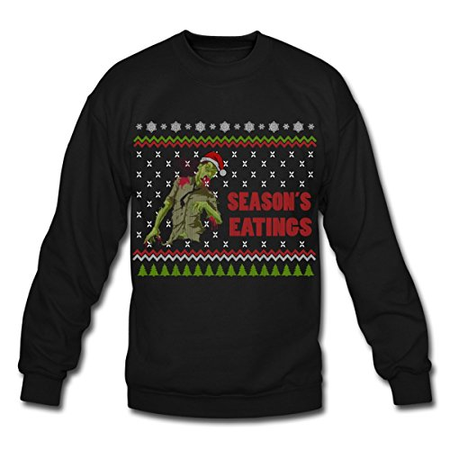 Ugly Sweater Zombie Season's Eatings
