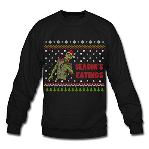 Ugly Sweater Zombie Season's Eatings