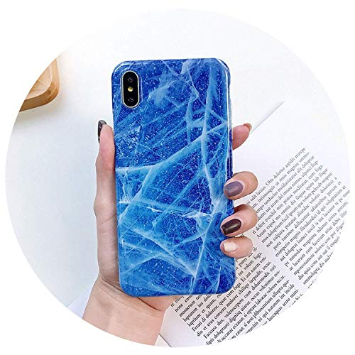 e4ad6832cf Color Marble Silicone Case for iPhone Xs Max Xr X(10) Cover for iPhone 8  Plus 6 6S Plus 7 8 Xs Coque Hoesjes,11,for iPhone 6S Plus,14,foriPhone66S47