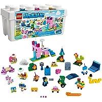 LEGO Unikitty! Unikingdom Creative Brick Box 41455...