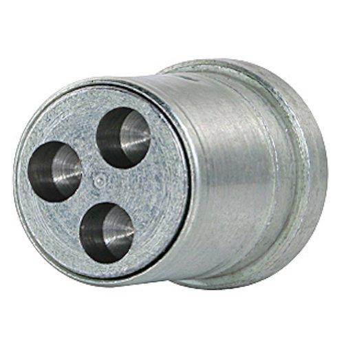 Farad HA1 SB 1 CH.SP Stil Bull Kode HA1 bulloni antifurto con dadi di fissaggio per auto ELLEDI S.r.l. 1-HA1 SB 1CH.SP