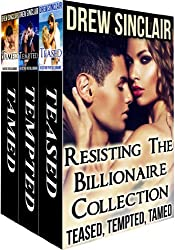 Resisting the Billionaire Collection: Teased, Tempted, Tamed