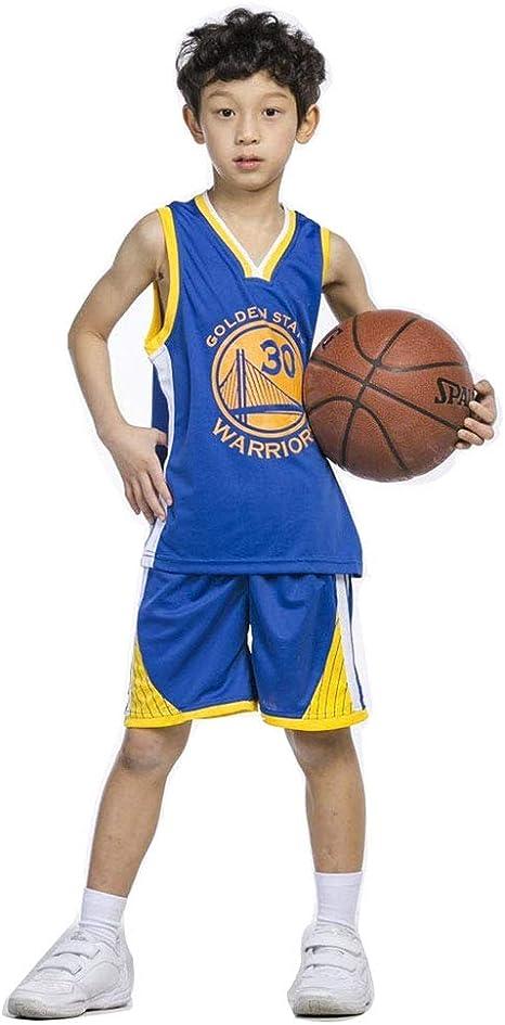 T-MIX Niños Chicago Bulls Jorden # 23 Curry#30 James#23 Conjunto ...