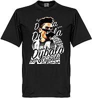 Retake Paulo Dybala Celebration Kids T-Shirt - Black