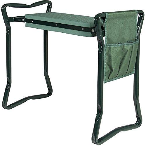 Garden Seat Bench Kneeling Pouch