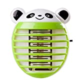 AOBRITON Cute Household Mosquito Killer Lamp LED Light Anti Mosquito Bug Zapper Insect Killer Pest Control