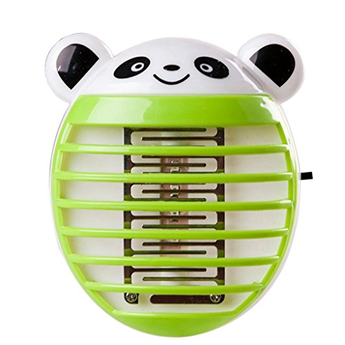 AOBRITON Cute Household Mosquito Killer Lamp LED Light Anti Mosquito Bug Zapper Insect Killer Pest Control by AOBRITON