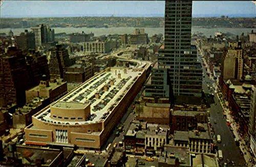 (Port Authority Bus Terminal New York, New York Original Vintage Postcard)