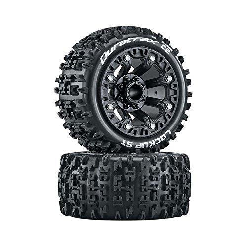 Duratrax Lockup ST 2.2 Tires, Black (2), DTXC5101