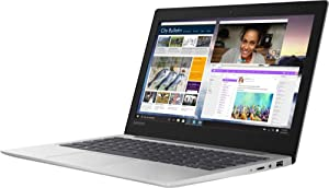 "Lenovo 130S, Premium 2019 Flagship 11.6"" HD Laptop, Intel Celeron Dual-Core N4000 up to 2.6GHz, 64GB eMMC Flash Memory, Intel UHD Graphics 600 Bluetooth WiFi HD Webcam USB-C HDMI Win 10 S"