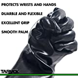 Chemical Resistant PVC Gloves