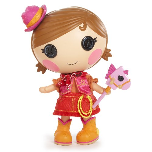 Lalaloopsy Littles Doll - Prairie's Sister - Trouble Dusty T