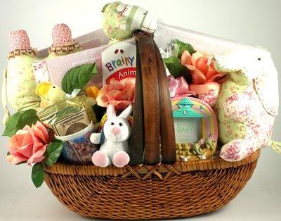 Amazon an arkload of fun premium noahs ark baby gift basket an arkload of fun premium noahs ark baby gift basket baby boy or baby girl negle Choice Image