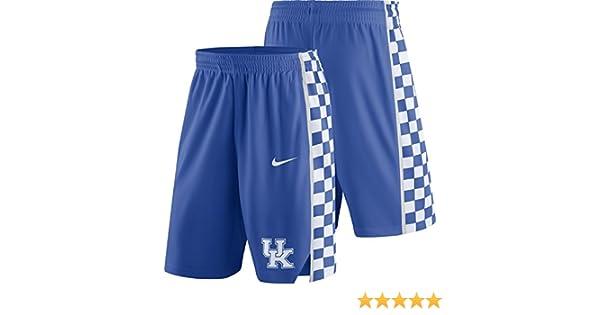c6c6553fa8a Nike Men's Kentucky Wildcats Blue Replica Basketball Shorts