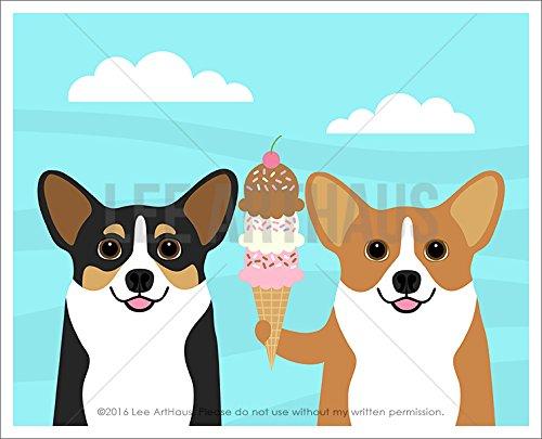 Triple Cone Ice Cream - 8