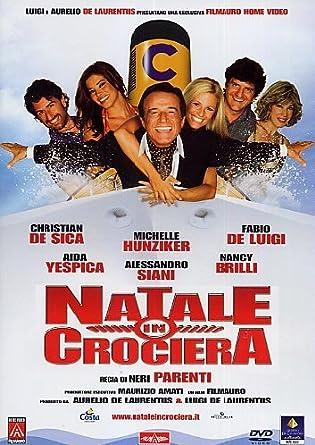Film Natale.Amazon Com Natale In Crociera Dvd 2008 Christian De