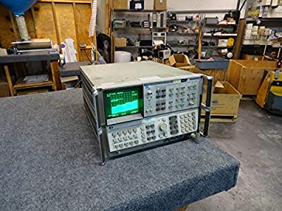 HP/Agilent 8566A Spectrum Analyzer w/ 85662A Display 85660A RF Section