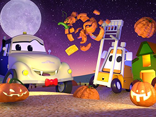 Halloween Special : Pumpkins / Hector the Helicopter is coughing]()