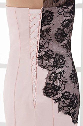 Rosa SchulterChiffon Ein Neuer Kleid Meerjungfrau langes GEORGE Entwurf BRIDE Iq8nwvvA