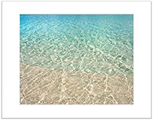 Sweepstakes: 8x10 Inch Matted Beach Photo Ocean Print...