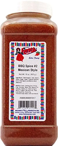 mexican bbq grill - 8