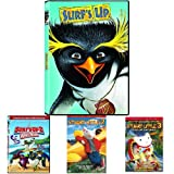 Surfs + Surfs Up 2: Wave Mania + Stuart Little 2 (Special Edition) + Stuart Little 3: The Call of the Wild (Special Edition)