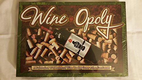 Wine Opoly (Fruit Fun Facts)