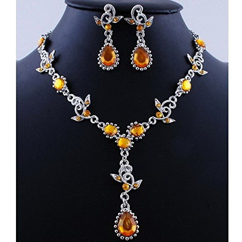 Tiffany Style Yellow Bracelet - 6