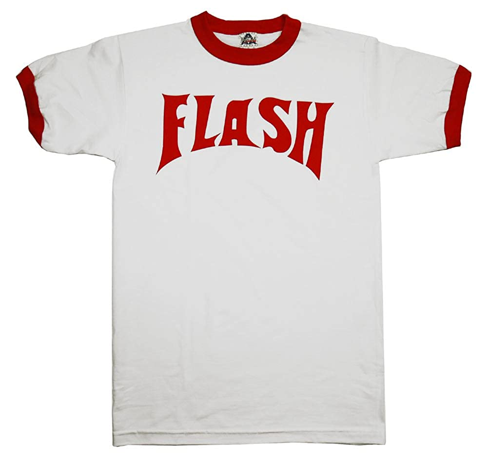 Flash Gordon Logo Ringer T-Shirt