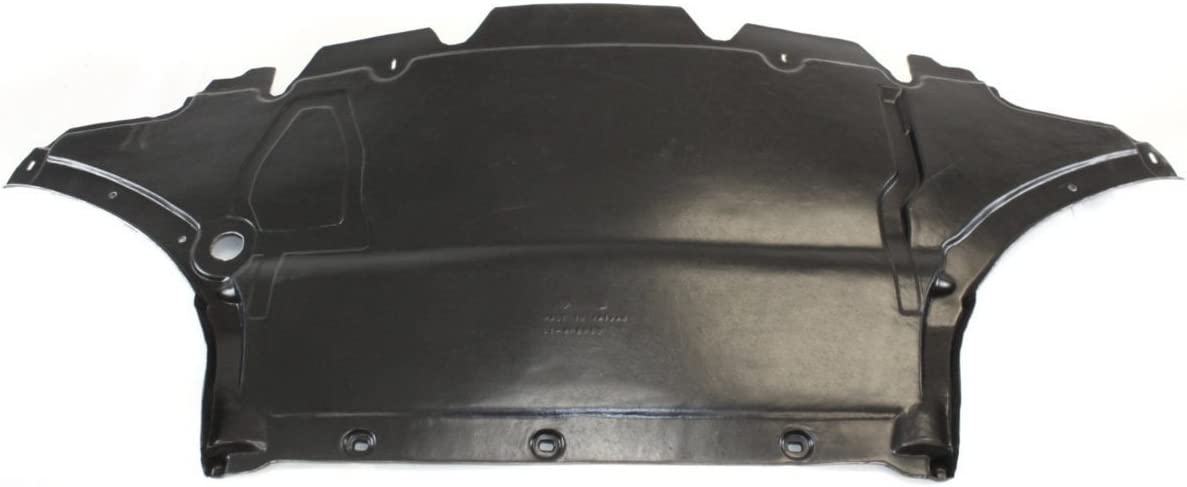 Front Engine Splash Shield For 2009-2016 Audi A4 Quattro A4 For AT Models