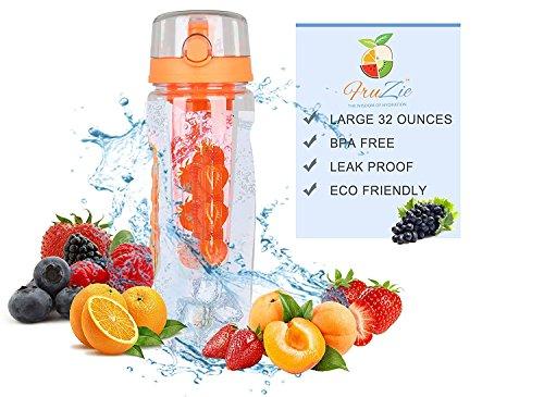 Fruit Infuser Water Bottle Hydration