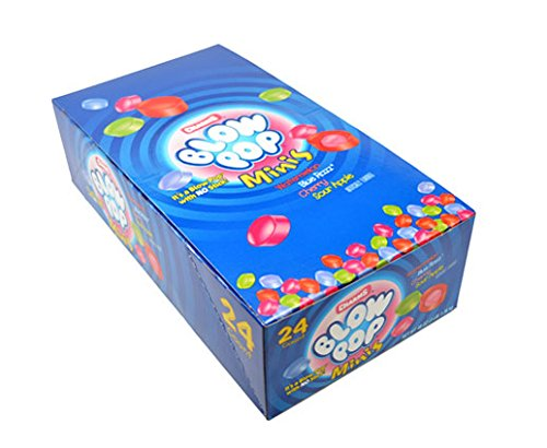 Charms Blow Pops Minis - 24 / Box (Charms Mini Pops)