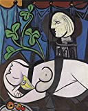 High Definition Paints on Canvas Not Framed ,Pablo Picasso - Nude, Green leaves and Bust, 1932, is for Home Decoration, or Wall Art Decoration, Home Decor. There are fiber canvas, cotton canvas, or linen canvas. And it is also the best gift f...
