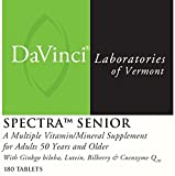 Davinci - Spectra Senior, 180 tablets [Health and Beauty]