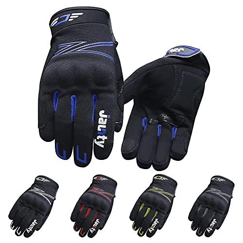 Motorradhandschuhe für Herren Touchscreen Motorrad Handschuhe Motorradrennen, Mountainbike, Klettern, Motorcross…
