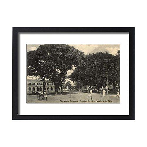 Framed 24x18 Print of Cinnamon Gardens, Colombo, Ceylon (Sri Lanka) (14410310)