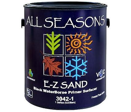 Amazon com: All Season E-Z Sand Waterborne Primer Surfacer: Automotive