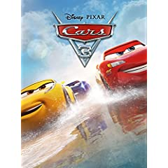 CARS 3 debuts Digitally in HD and 4K Ultra HD Oct. 24 and Blu-ray 4K Ultra HD and Blu-ray Nov. 7 from Disney-Pixar