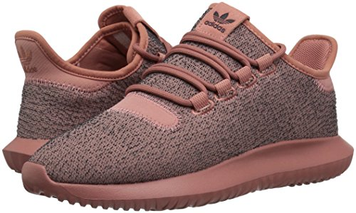 Adidas Originals Women's Tubular Shadow W Sneaker, Raw Pink/Raw Pink/Raw Pink, 8.5 Medium US