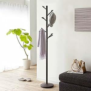Amazon.com: Yxsd - Perchero y perchero de metal, diseño de ...