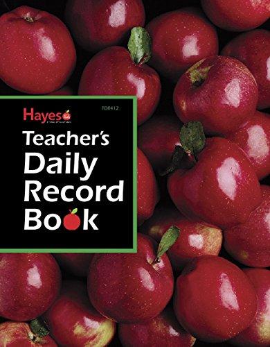Teachers Daily Record Book ()