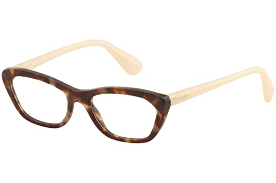 30047a7d9d2 Prada Women s PR 03QV Eyeglasses 52mm at Amazon Women s Clothing store