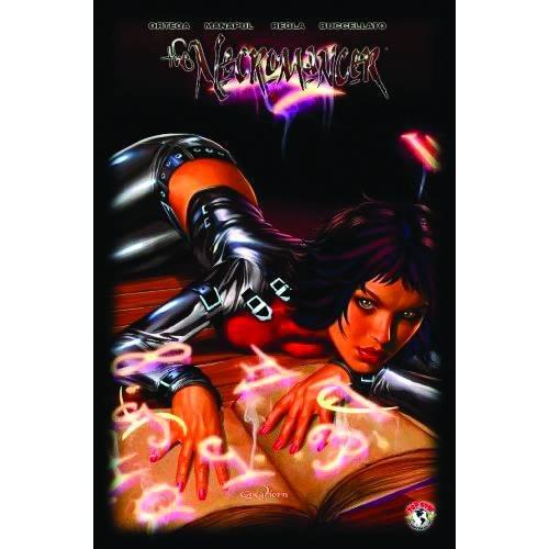 Necromancer Volume 1 (v. 1) [Joshua Ortega] (Tapa Blanda)