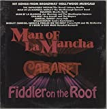 Man Of La Mancha/ Fiddler On The Roof/ Cabaret - Sealed