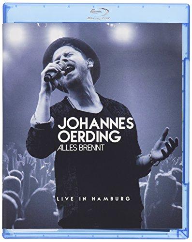 Johannes Oerding - Alles Brennt : Live in Hamburg (Hong Kong - Import)
